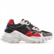 LC-211-24 Black/red
